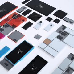 Teléfonos modulares, los smartphones del futuro.