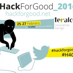 Teralco patrocina las jornadas de HackForGood Alicante