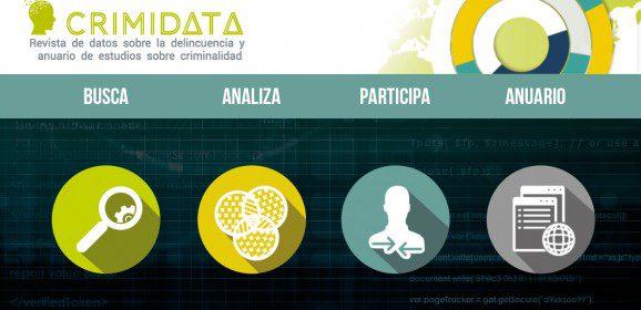 """Nace el Observatorio de Criminología """"CRIMIDATA.ES"""""""