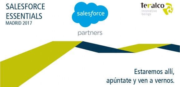 Teralco Salesforce Partner Gold de Salesforce Essentials Madrid