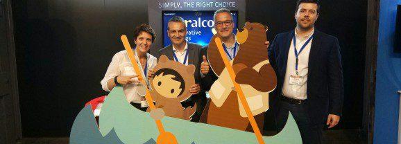 Así vivió Teralco el Salesforce Essentials Madrid 2017
