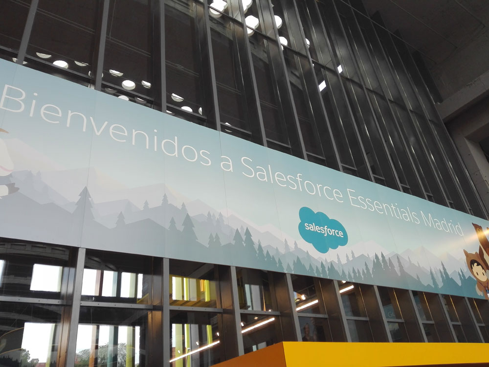 Bienvenidos a Saleforce Essentials Madrid