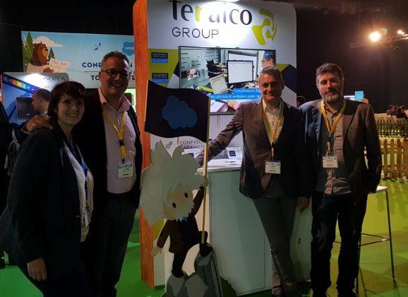 Salesforce Basecamp Madrid 2018