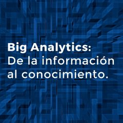 Teralco Big Analytics promueve el Big Analytics con la Universidad Carlos III de Madrid