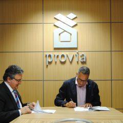 Provia escoge a Teralco Group como su partner tecnológico experto en el sector inmobiliario