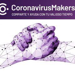 Teralco con COVIDMAKERS: COMPARTE Y AYUDA CON TU VALIOSO TIEMPO